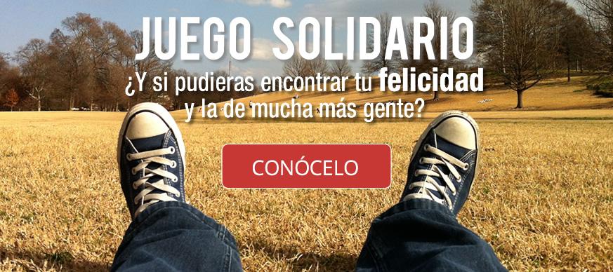 Conoce el Juego Solidario